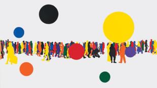 Au Centre Pompidou à Paris, l'exposition Gérard Fromanger a lieu jusqu'au 16 mai 2016.