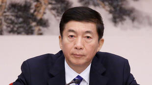 2017年10月19日,身为山西省委书记的骆惠宁在北京人民大会堂出席中共十九大。
