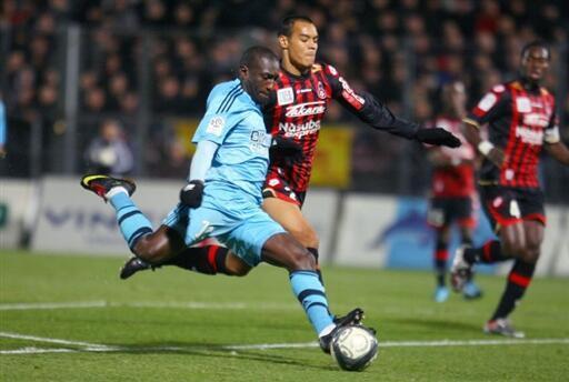 Mamadou Niang n'avait plus marqué depuis le 4 octobre contre Monaco.