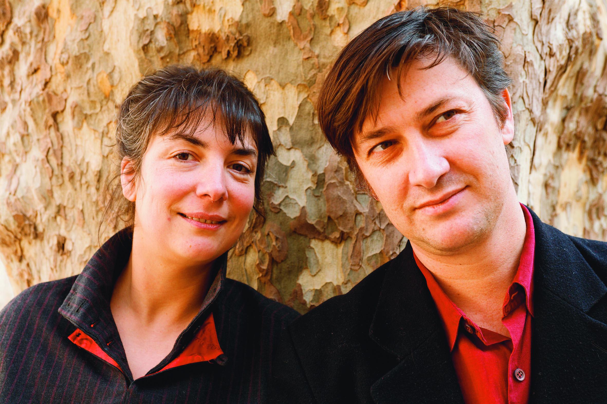 Ортанс Аршамбо и Венсан Бодрие. Авиньон 2010