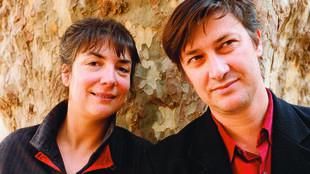 Festival directors Vincent Baudriller and Hortense Archambault