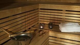 Le sauna est un loisir de luxe qui peu à peu se démocratise en RDC ou au Rwanda (photo d'illustration).