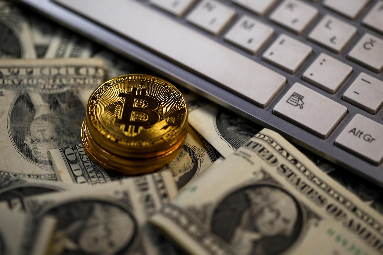 Bitcoin-Cryptomonnaie.