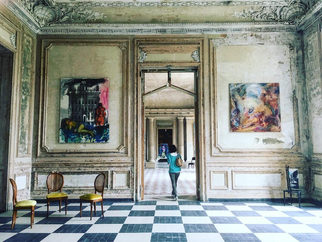 Выставка Валерия Кошлякова посвящена классической французской культуре украшения усадеб