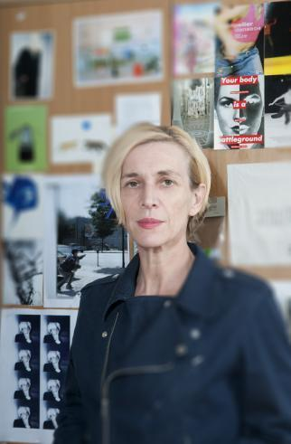 Mathilde Monnier: respeito pelo trabalho da escola