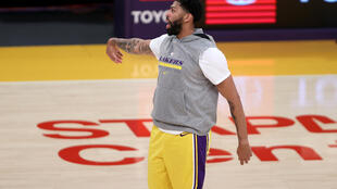 Los Angeles Lakers star Anthony Davis says he expects to return from a nine-week injury absence when the Lakers play the Dallas Mavericks