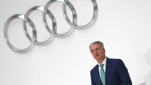 Глава Руперт Штадлер Audi AGРуперт Штадлер был уволен с этого поста в июне 2019-го
