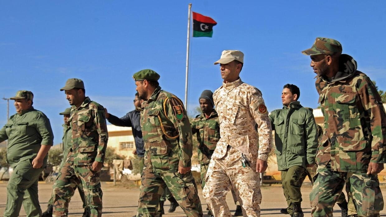 """Haftar promises to protect Libya from """"Turkish invaders"""""""