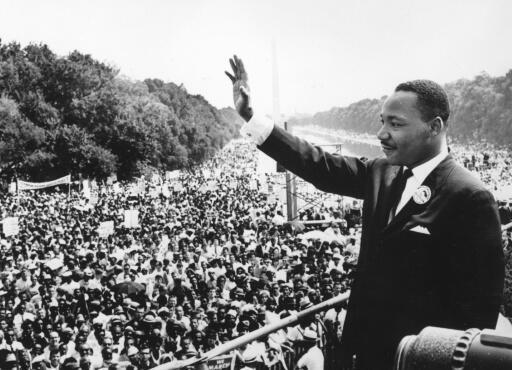 """Milhares de pessoas são aguardadas em Washington nesta sexta-feira (28) para uma manifestação antirracismo e para celebrar o aniversário do lendário discurso do líder Martin Luther King, """"I have a dream"""", de 1963."""