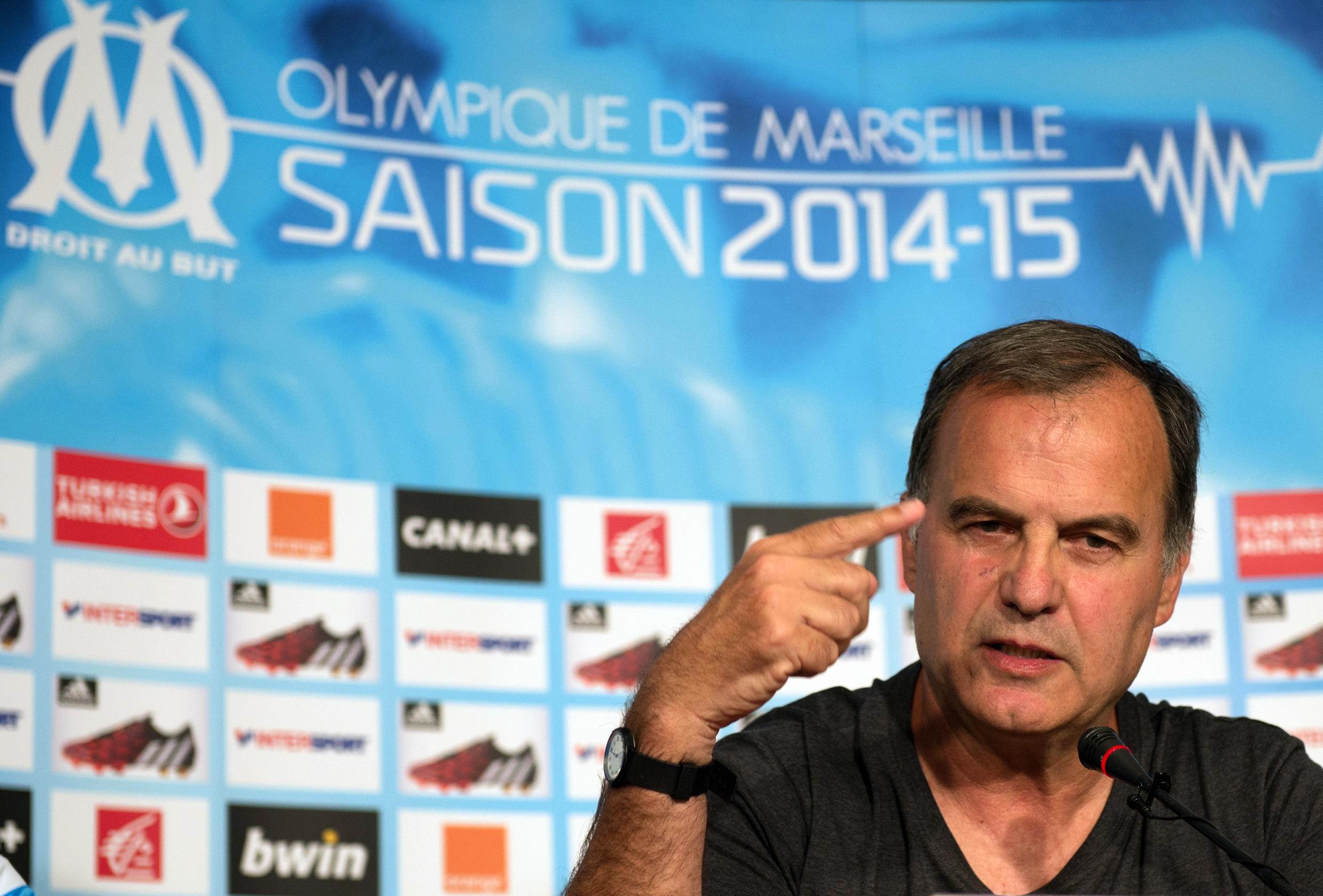 Marcelo Bielsa's Marseille have detonated their Ligue 1 title chances by losing four consecutive matches in April