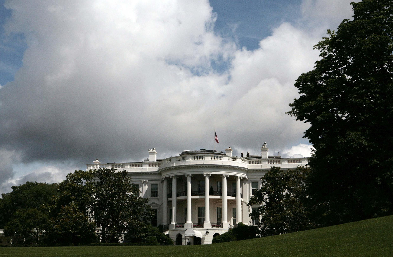Nhà Trắng muốn phản nứg mạnh mẽ trước các vụ đánh cấp bí mật công nghệ Mỹ. Cảnh Nhà Trắng  tại  Washington vào tháng 5/2012