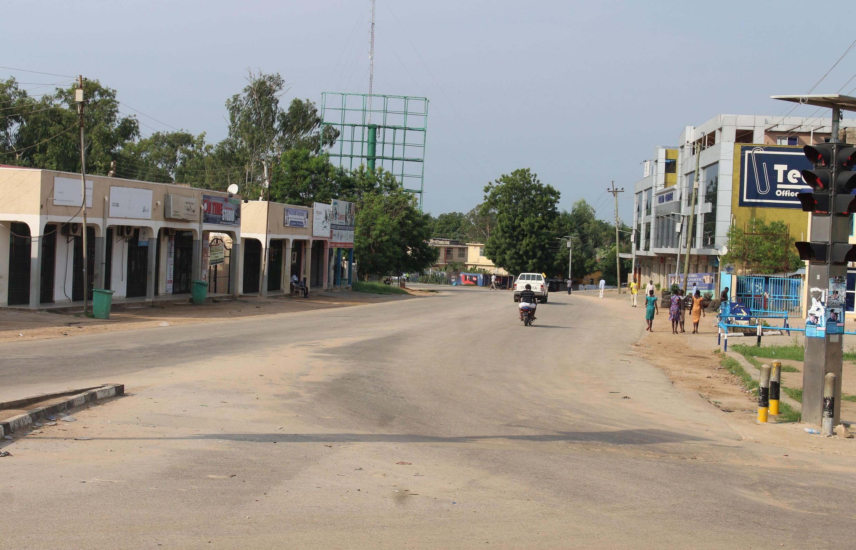 Juba, la capitale sud-soudanaise, le 12 juillet 2016 (photo d'illustration).