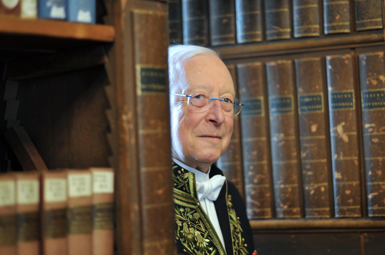 Ông William Christie được bầu vào Hàn lâm viện Pháp, năm 2010