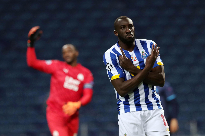 Moussa Marega - FC Porto - Desporto - Futebol - Football - Liga dos Campeões - UEFA - Mali
