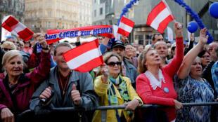 طرفداران راست افراطی در اتریش