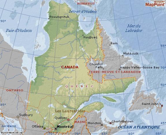 Selon la Chambre de commerce de Montréal, le sud du Québec pourrait également bénéficier du Plan Nord.