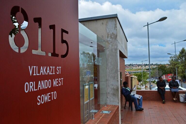 Le 8115, Vilakazi street de Soweto, ancienne demeure de Nelson Mandela, est désormais devenu un musée.