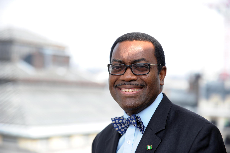 Akinwumi Adesina, président de la Banque africaine de développement.