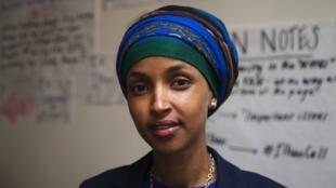 Ilhan Omar mwanamke wa kwanza mwenye asili ya Somalia kuchaguliwa mbunge nchini Marekani