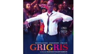 Affiche de «Grigris».