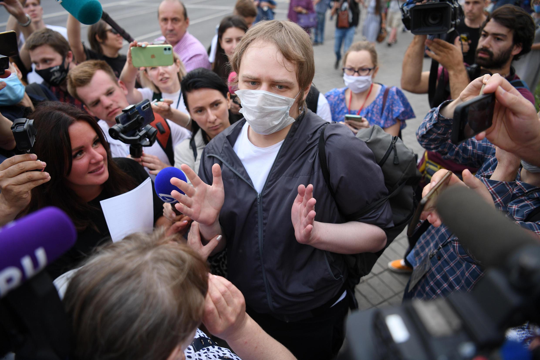 Дмитрия Полетаева приговорили к шести годам лишения свободы условно, его освободили в зале суда