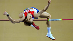 Andrey Silnov, who won the 2008 Olympic high jump gold, has been banned from the sport for four years for doping offences