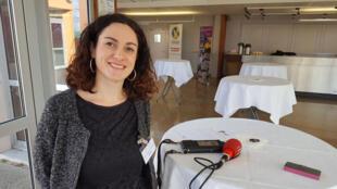 Marion Bretonnière-Le-Dû, chargée d'études histoire et sociologie de l'alimentation au Conseil National de l'Alimentation.