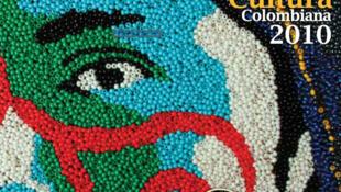 "Tapa del CD ""Voces de la Cultura colombiana"""