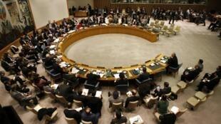 Hội Đồng Bảo An Liên Hiệp Quốc thảo luận dự thảo về Syria, ngày 04/02/2012