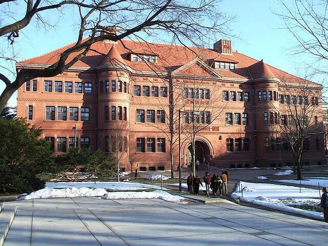 A Universidade de Harvard, nos Estados Unidos, encabeça a lista há oito anos.
