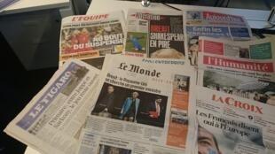 Diários franceses 01.07.2016