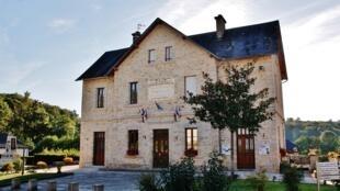 Espagnac fait partie des 268 villages français listés en «zone blanche» fin 2015 . Photo : la mairie d'Espagnac.