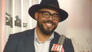El pianista cubano Gabriel Urgell Reyes en RFI