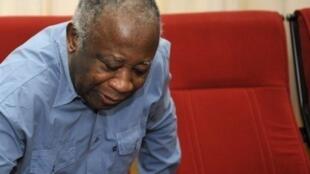 Laurent Gbagbo est en résidence surveillée à Korhogo, dans le nord de la Côte d'Ivoire, depuis 42 jours.