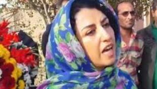 تهدید جانی و جنسی نرگس محمدی در زندان زنجان