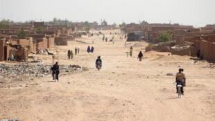 Plusieurs migrants libyens et algériens trouvent refuge à Agadez, au Niger.