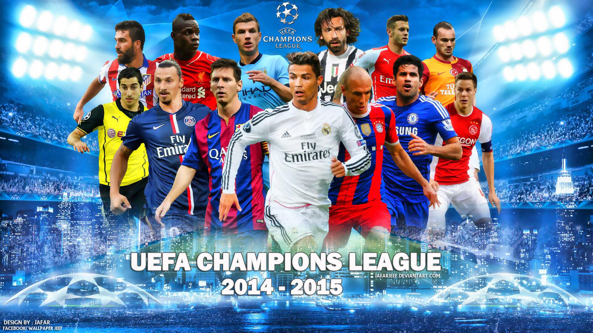 Liga dos Campeões 20124-2015