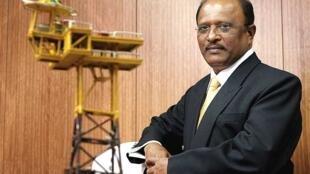 Ông Ashok Khadechủ sở hữu tập đoàn Das Offshore Engineering