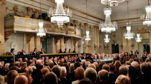 В 2018 году решили не вручать Нобелевскую премию по литературе из-за скандалов в Шведской академии