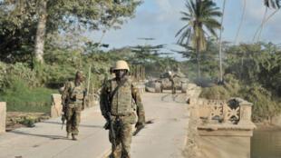 Wanajeshi wa Uganda wanaopambana na Al Shabab nchini Somalia