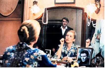 Catherine Deneuve e Gérard Depardieu no filme o Último Mêtro de François Truffaut , 1980. Photographie Jean-Pierre Fizet © Jean-Pierre Fizet