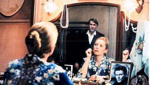 Catherine Deneuve and Gérard Depardieu in François Truffaut's The Last Métro