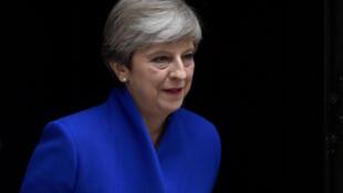 Theresa May est notre «Européenne de la semaine».