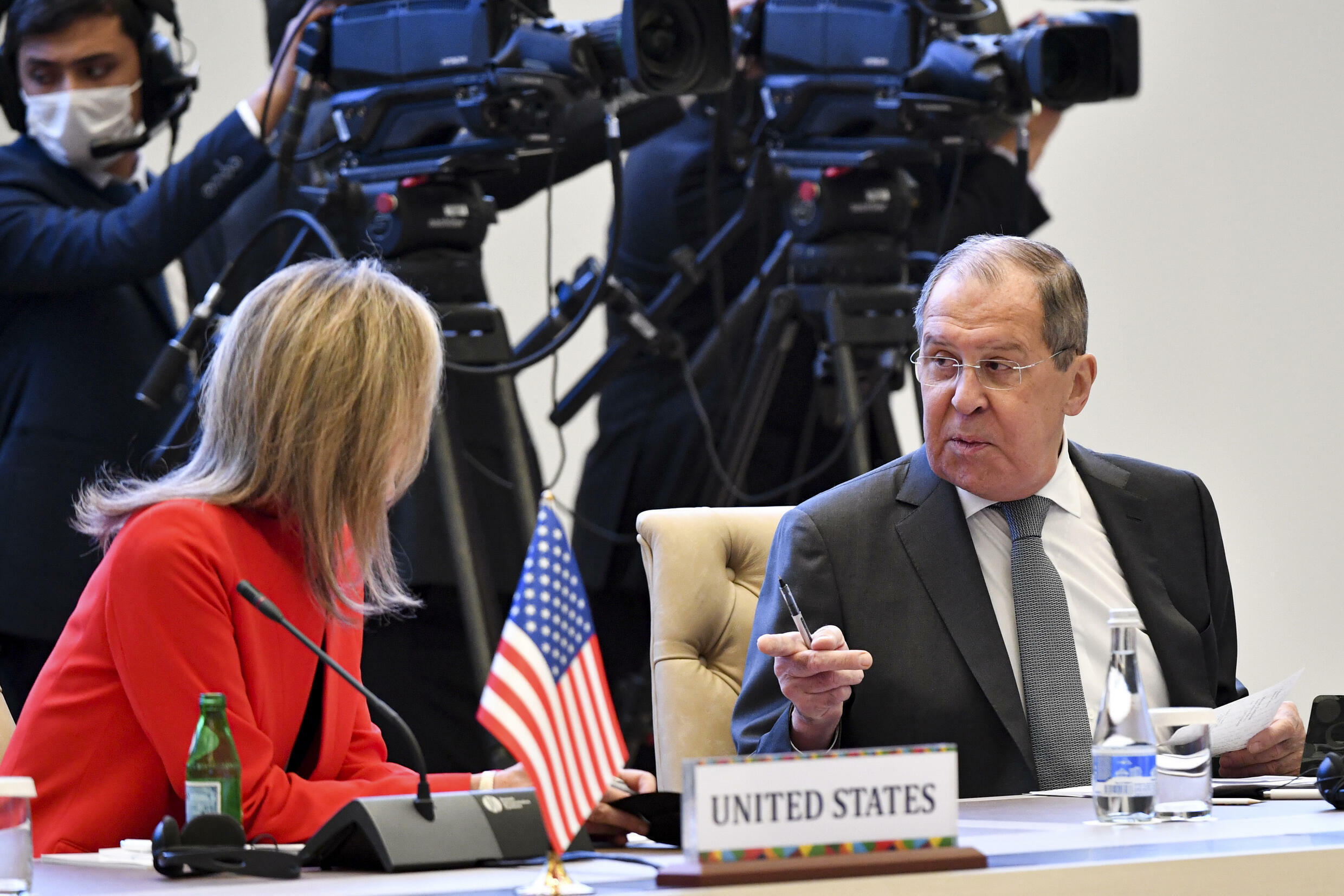 Lavrov - Central and South Asia 2021 conference in Tashkent, Uzbekistan, Friday, July 16, 2021