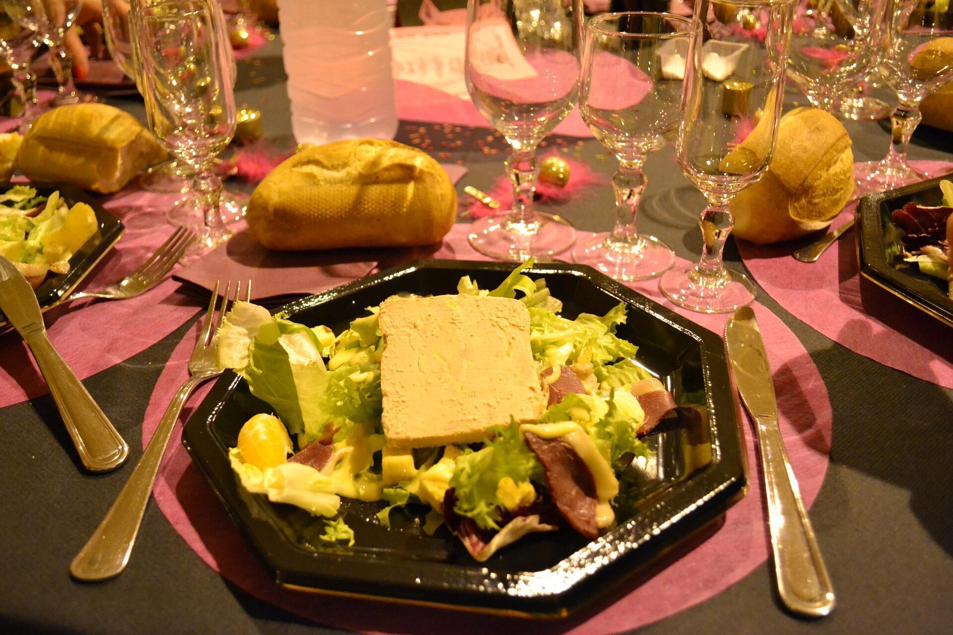 O indispensável foie gras nas mesas natalinas francesas