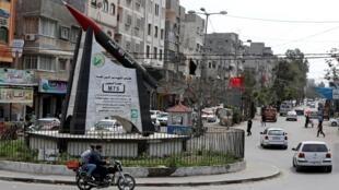 Les militants palestiniens ont participé lundi 6 avril à une conférence sur l'application Zoom avec des israéliens de gauche pro-palestiniens.