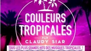 La compilation Couleurs Tropicales, à l'occasion des 20 ans de l'émission, sort le vendredi 20 mai 2016.