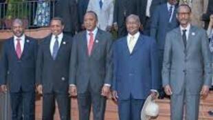 Marais wa mataifa ya Jumuiya ya Afrika Mashariki, ambako raia huzungumza kiswahili