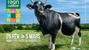 Afiche del Salón Internacional de la Agricultura 2017.