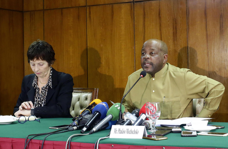 CPI - Phakiso Mochochoko, director of the Jurisdiction,